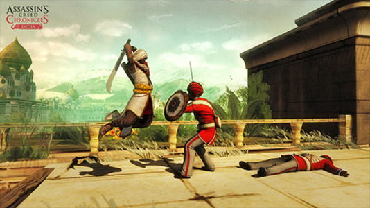 Videogioco Assassin's Creed: Chronicles Xbox One 6
