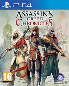 Ubisoft Assassin's Creed Chronicles Pack - PS4