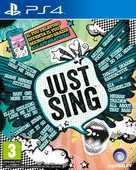 Videogiochi PlayStation4 Just Sing - PS4