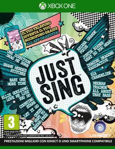 Just Sing - XONE
