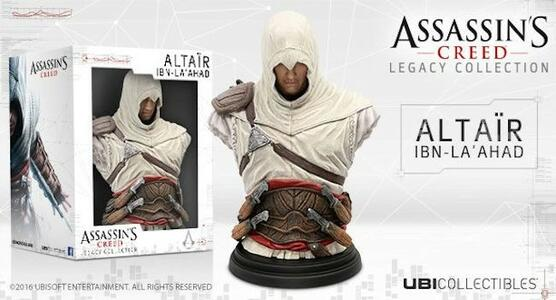 Assassin's Creed Busto Altair - 4