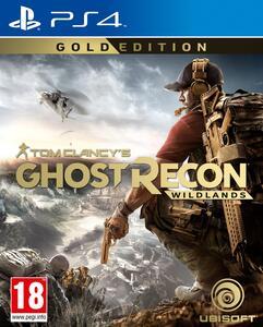 Tom Clancy's Ghost Recon Wildlands Gold Edition - PS4 - 2