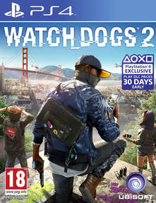 Watch Dogs 2, PS4