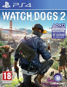 Watch Dogs 2 - PS4 - 4