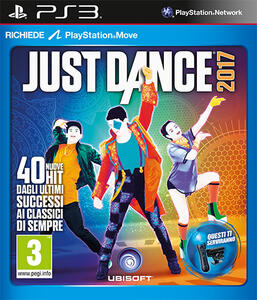 Just Dance 2017 - PS3 - 2