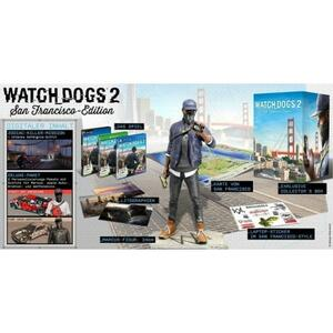 Watch_Dogs 2 - Edizione San Francisco (Con statua di Marcus, 24cm) - PS4
