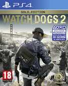 Videogiochi PlayStation4 Watch Dogs 2 Gold Edition - PS4