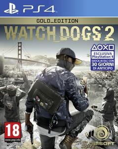 Watch Dogs 2 Gold Edition - PS4