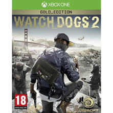 Ubisoft Watch Dogs, Gold Edition, Xbox One videogioco Oro Francese