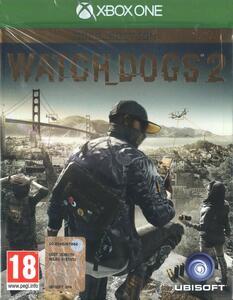 Watch_Dogs 2 (Gold Edition), include Season Pass - XONE