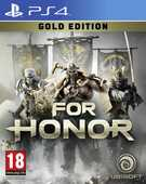 Videogiochi PlayStation4 For Honor Gold Edition - PS4