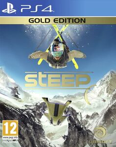 Videogioco Steep Gold Edition - PS4 PlayStation4