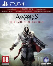 Assassin's Creed Ezio Collection [Edizione Francese]