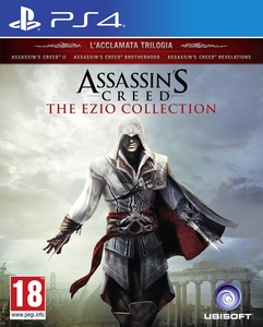 Videogioco Assassin's Creed: The Ezio Collection - PS4 PlayStation4