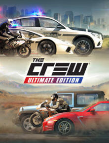 Ubisoft The Crew videogioco PlayStation 4 Ultimate
