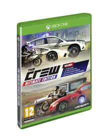 Ubisoft The Crew Ultimate Edition videogioco Xbox Basic Inglese