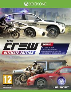 The Crew: Ultimate Edition - XONE - 2