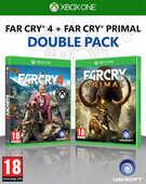 Videogiochi  Far Cry 4 + Far Cry Primal - XONE