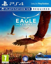 Ubisoft Eagle Flight, PS4 VR videogioco PlayStation 4 Basic Francese