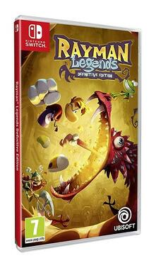 Rayman Legends Definitive Edition - Switch [French Edition]