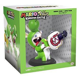 Mario Rabbid K.Battle Statua Yoshi 15cm - 3