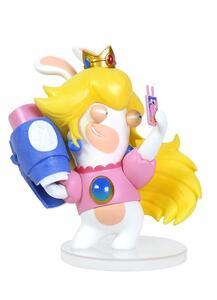 Mario Rabbid K.Battle Statua Peach 8cm - 6