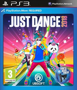 Just Dance 2018 - PS3 - 2