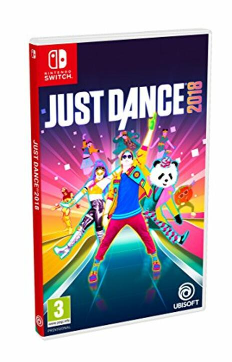 Just Dance 2018 SWITCH - 2