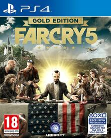 Far Cry 5. Gold Edition - PS4