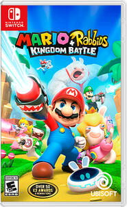 Mario + Rabbids Kingdom Battle - Switch - 5