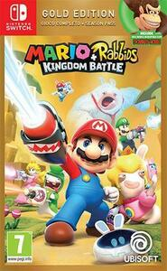 Mario+Rabbids Kingdom Battle Gold - Switch