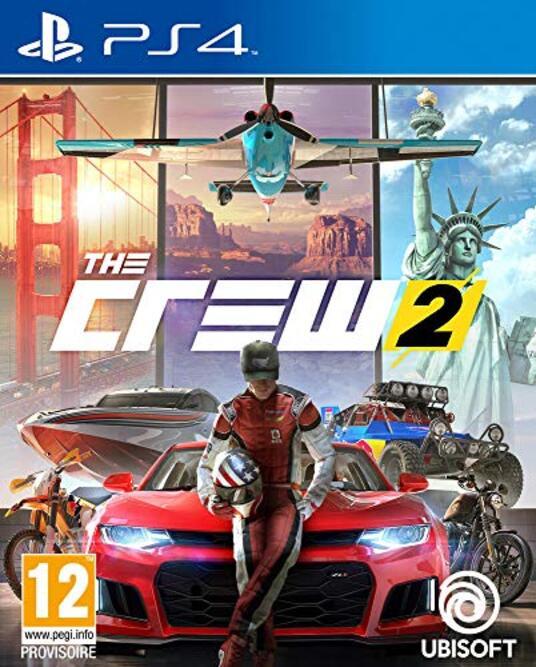 The Crew 2 PlayStation 4 [Edizione: Francia]