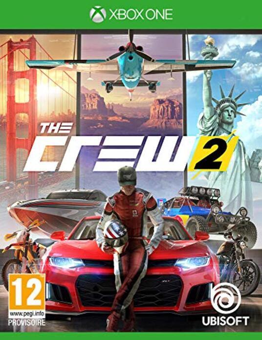 The Crew 2 Xbox One [Edizione: Francia]