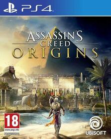 Assassin s Creed Origins - PS4 [French Edition]