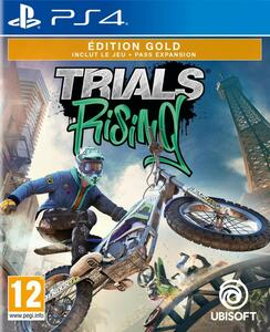 Trials Rising Edition Gold PS4