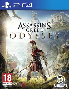 Assassin s Creed Odyssey - PS4 [French Edition]