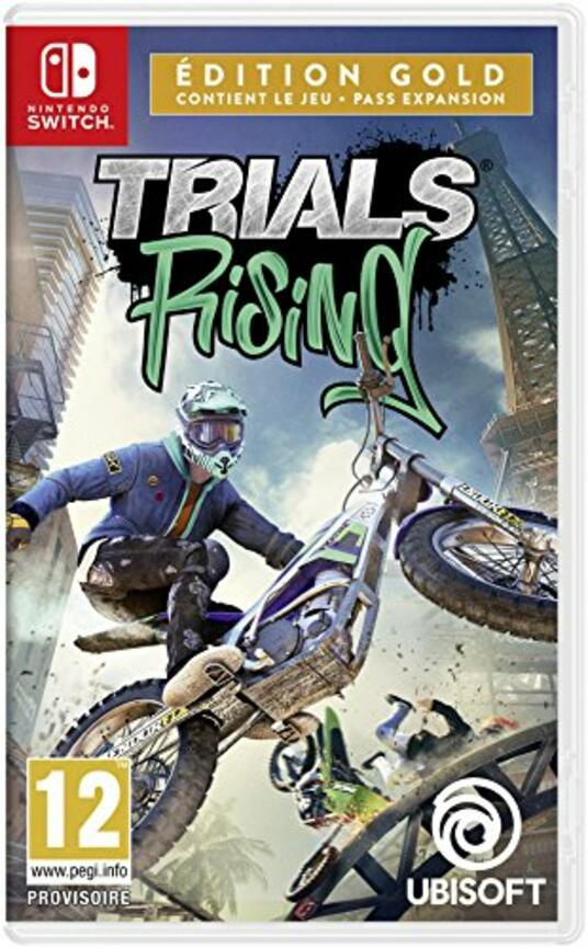 Trials Rising Edition Gold SWITCH
