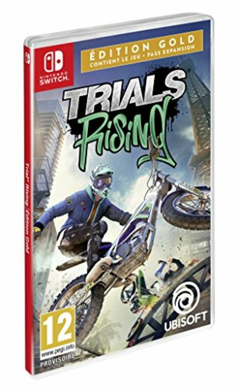 Trials Rising Edition Gold SWITCH - 2