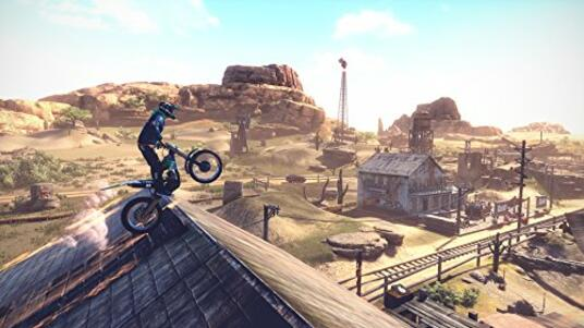 Trials Rising Edition Gold SWITCH - 3