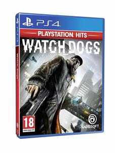 Watch Dogs PS Hits - PS4 - 4