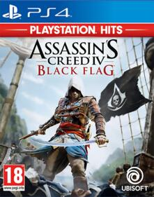 Assassin's Creed 4 Black Flag (Hits) - PS4