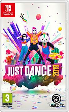 Just Dance 2019 SWITCH