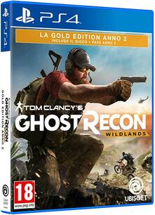 Tom Clancy's Ghost Recon Wildlands Year 2 - Gold Edition - PS4