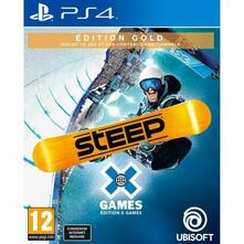 STEEP X Games Edition Gold PS4