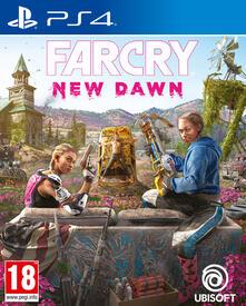 Ubisoft Far Cry: New Dawn (PS4) PlayStation 4 Basic Multilingua
