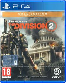 The Division 2 (Gold Edition) - PS4