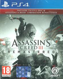 Assassin's Creed III Liberation (Remastered) - PlayStation 4