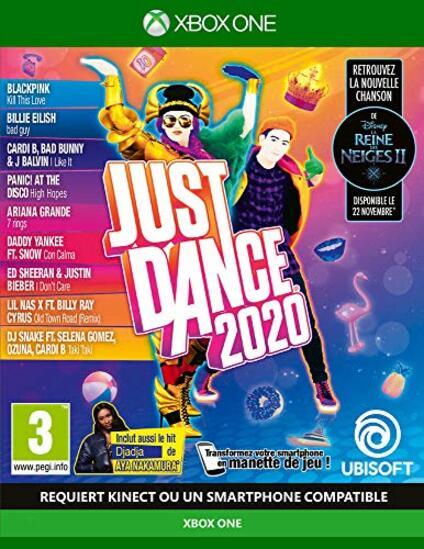 Just Dance 2020 [Edizione: Francia]