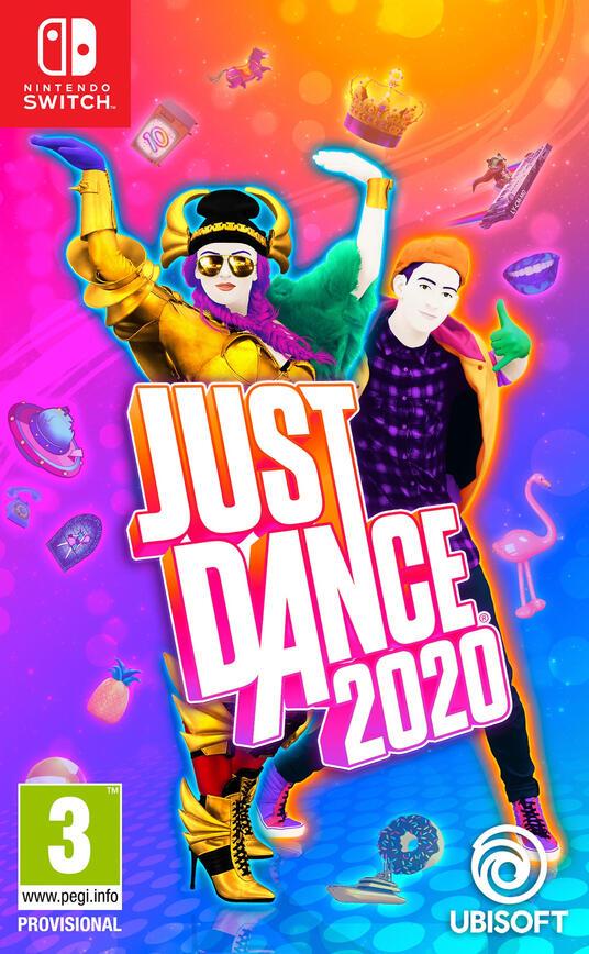 Ubisoft Just Dance 2020, Switch videogioco Nintendo Switch Basic Inglese