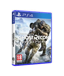 Ubisoft Ghost Recon Breakpoint, PS4 PlayStation 4 Basic Inglese, ITA